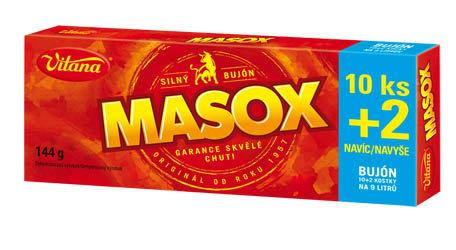 Masox Bujón - 12 Würfel