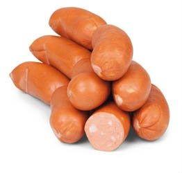 Špekáčky pikant - Spekacky pikant würzig, 78% Fleisch