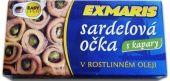 Sardellen in Öl mit Kapern