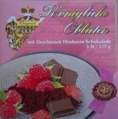 Královské Oplatky - Himbeer und Schokolade - 1763