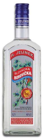 Jelinek Slovacka Borovicka - Wacholder 0,7L - 1488