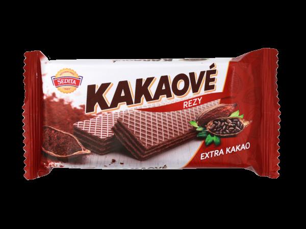 Sedita Kakaové řezy Extra