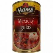 Mexikanisches Gulasch mit Rindfleisch
