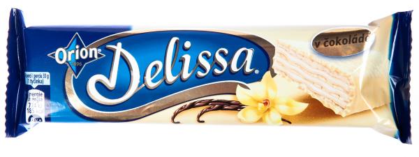 Delissa weiße Schokolade Vanille