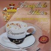 Královské Oplatky mit Füllung Cappuccino