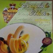 Královské Oplatky mit Bananengeschmack