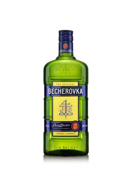 Becherovka likér 38% - Kräuterlikör