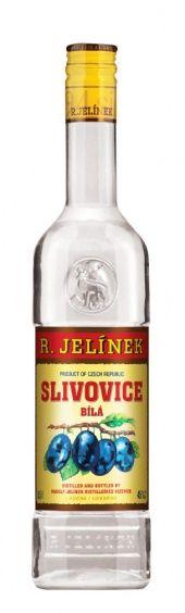 Jelinek Slivovice Bila weiß 0,5l