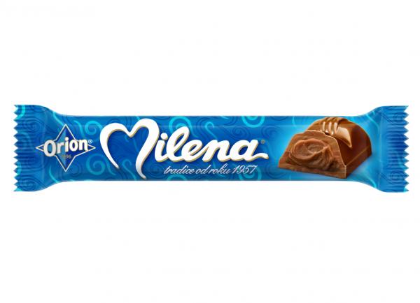 Schokoriegel - Milena - mit Rumgeschmack