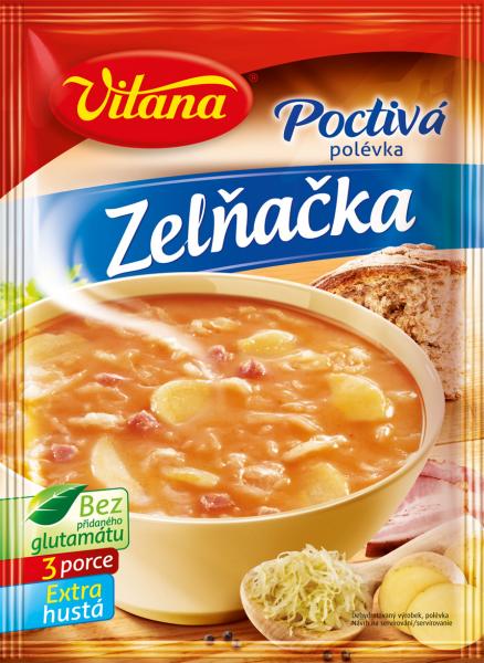 Zelnacka - Sauerkrautsuppe - 1677