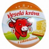 Veselá Kráva s Ementálem Emmentalergeschmack