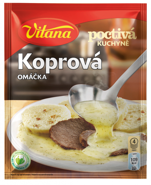 Koprová - Fertigmischung - Dillsoße - 1635