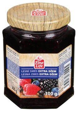 Fine Life Džem výběrový lesní směs - Waldbeeren Marmelade