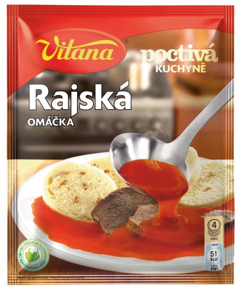 Omáčka rajská - Tomatensoße