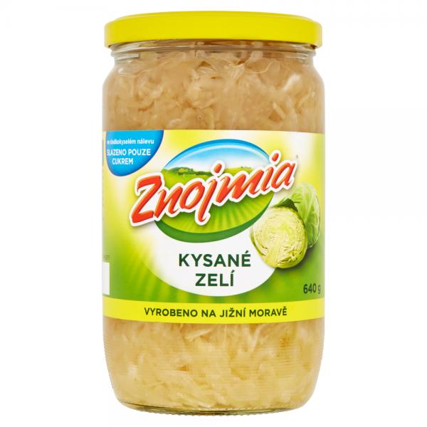 Kysané Zelí - Sauerkraut