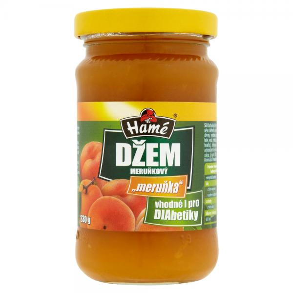 Aprikosenmarmelade für Diabetiker