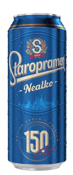 Staropramen Nealko - alkoholfrei - 1523