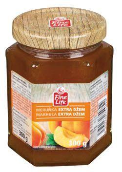 Fine Life Džem výběrový meruňka - Aprikosenmarmelade