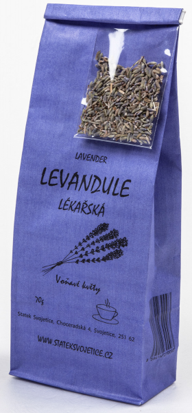 Levandule lékařská čaj 70g - Lavendel-Tee