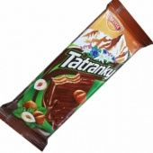Waffel - Tatranky Nuss MHD: 20.03.20 mit Schokoladenüberzug