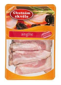 Anglická slanina Scheiben 100g
