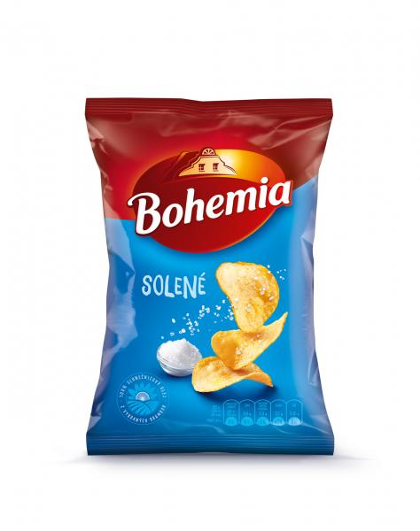 Bohemia Chips Solené - gesalzene Chips