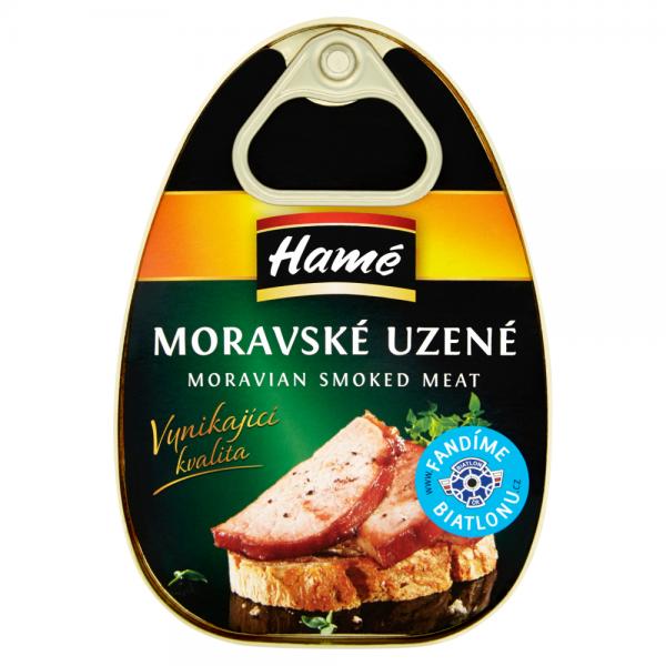 Moravské Uzené geräuchertes Fleisch