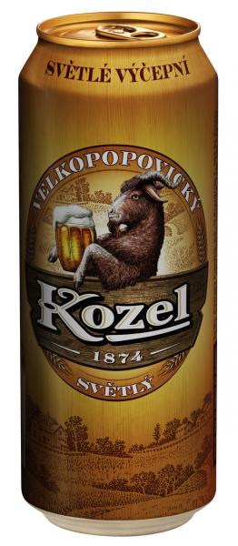 Kozel svetly - helles Schankbier - 1527