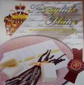 Královské Oplatky weiße Schokolade