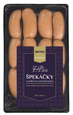 Premium Spekacky - Speckwürste - 80% Fleisch
