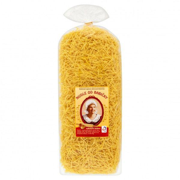 Dobšické těstoviny Nudle polévkové - Suppennudeln 1kg