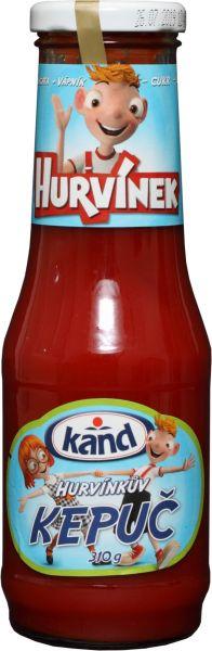 Kand Ketchup für Kinder