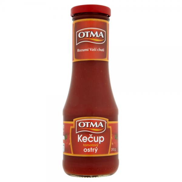 Otma Kečup ostrý - scharfer Ketchup