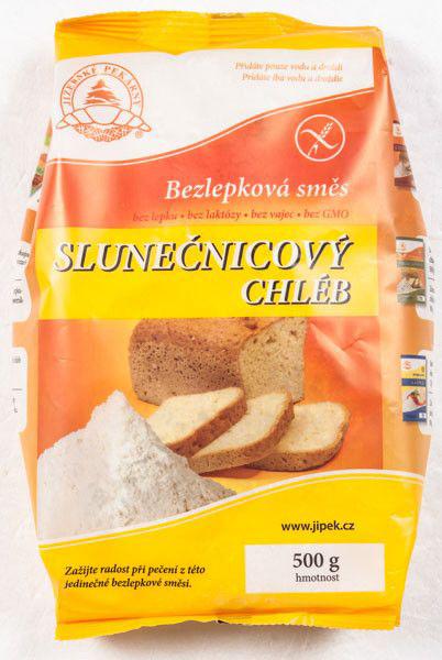 Jizerské pekárny Směs na slunečnicový chléb bezlepková - glutenfreie Sonnenblumenbrot-Mischung