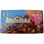 Studentská Schokolade Mlecná - Vollmilch - 1781