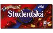 Studentská Schokolade Visen - Vollmilch-Kirsche - 1779