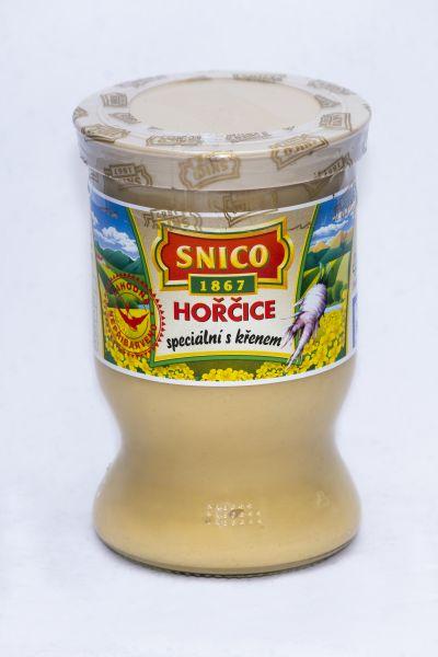 Snico Horcice s Krenem - Kremser Senf