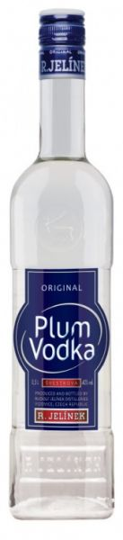 Jelinek Plum Wodka - mit Pflaumengeschmack - 1494