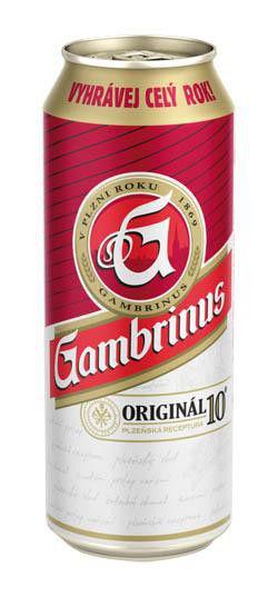 Gambrinus - helles Bier - 1511
