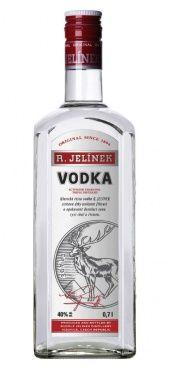 Wodka Jelinek - klassisch,rein 0,7L - 1493