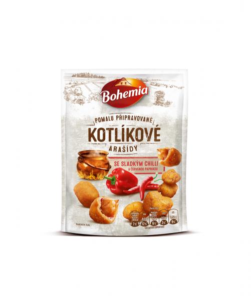 Bohemia Kotlík sladké chilli - Erdnüsse süßer Chili