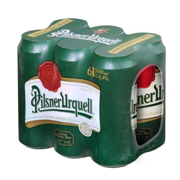 Pilsner Urquell - 6er Pack - 1515