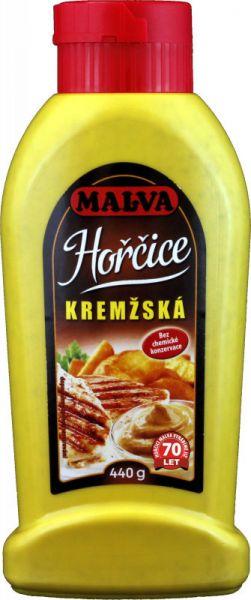 Horcice Kremzská MALVA - süss - scharf
