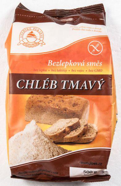 Chléb Tmavy bezlepková - dunkles Brot, glutenfrei - 1596