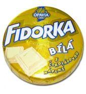 Fidorka Bílá Waffeltaler mit weißer Schokolade