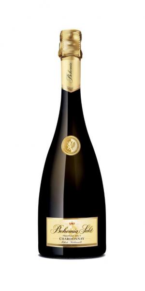 Bohemia Sekt Prestige Chardonnay 750ml