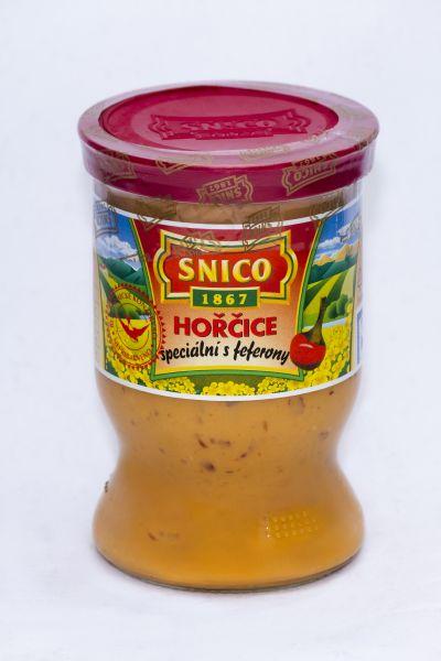 Snico Horcice feferony - scharfer Senf