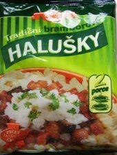 Halusky - tschechische Kartoffelspätzle - 1590