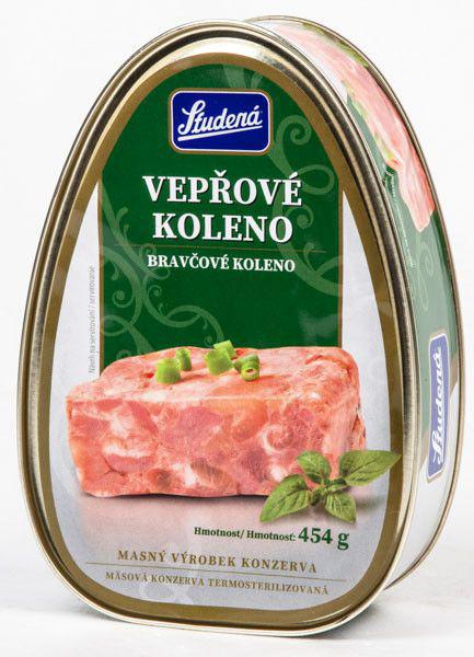 Studená Veprové kolínko - Schweineschinken