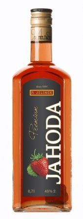 Jelinek Premium Jahoda - Erdbeerlikör 0,7L - 1481